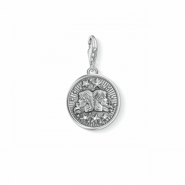 Thomas Sabo Charm-Anhänger Zwilling 1642-643-21
