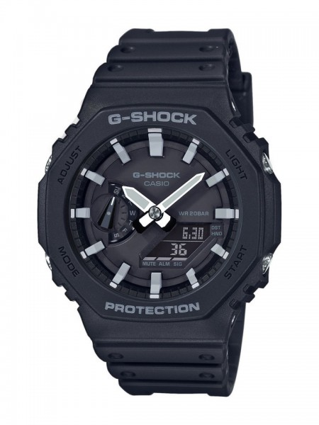 Casio G-SHOCK Herren Armbanduhr GA-2100-1AER