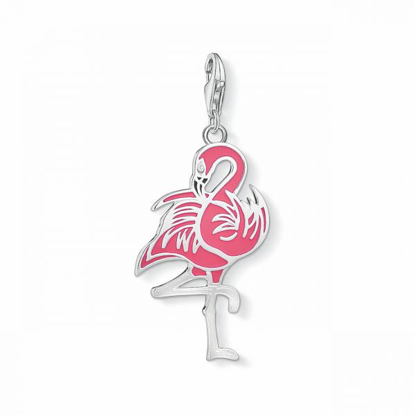 Thomas Sabo Charm-Anhänger Flamingo 1519-041-9