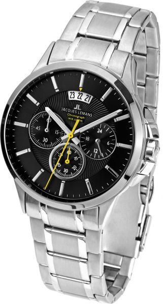 Jacques Lemans Herren-Armbanduhr Sydney 1-1542D