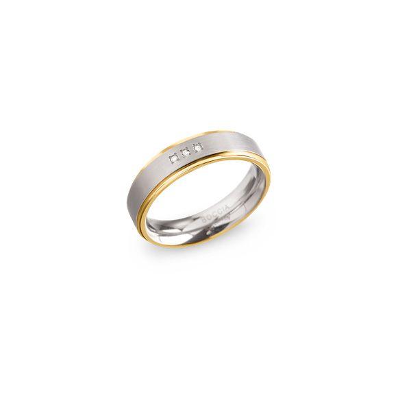 Boccia Titanium Ring 0134-0463 Größe 63