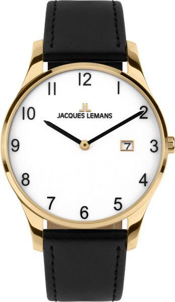 Jacques Lemans Armbanduhr London 1-2122H