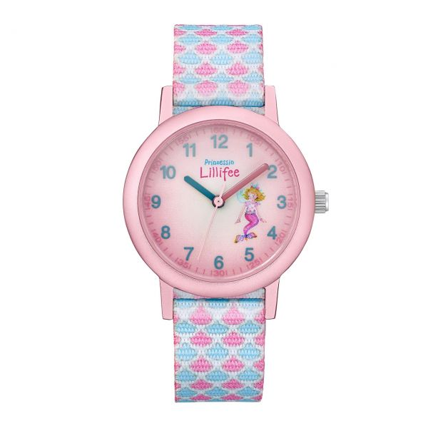 Prinzessin Lillifee Armbanduhr Meerjungfrau 2031755