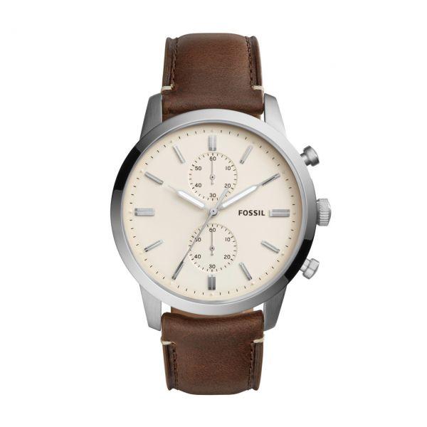 Fossil Armbanduhr 44MM TOWNSMAN FS5350