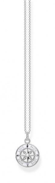 Thomas Sabo Kette ca. 40/42,5/45 cm KE1849-051-14-L45v