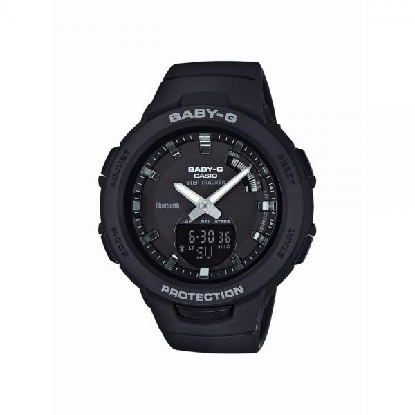CASIO Armbanduhr BABY-G BSA-B100-1AER