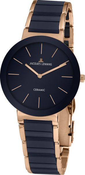 Jacques Lemans Damen-Armbanduhr Monaco 42-7R