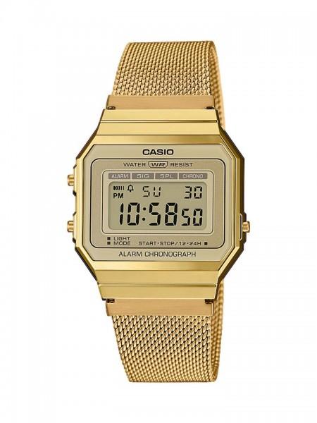 Casio Vintage Armbanduhr Edgy A700WEMG-9AEF