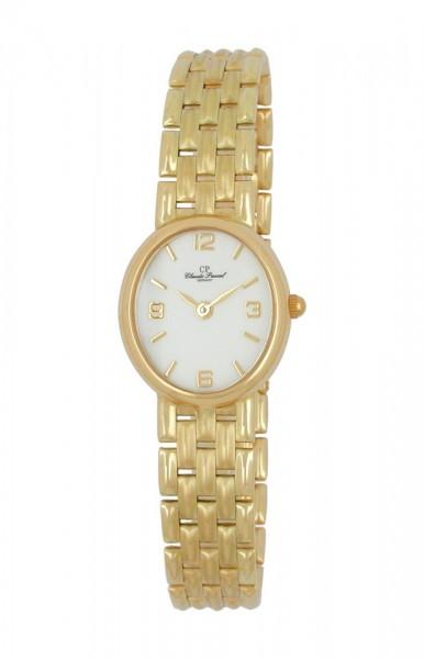 Claude Pascal Armbanduhr Damen Gold 585 2944164 WA