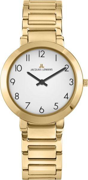Jacques Lemans Damen-Armbanduhr Milano 1-1842.1S