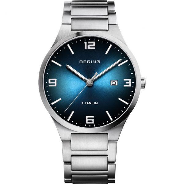 BERING Armbanduhr Titanium 15240-777
