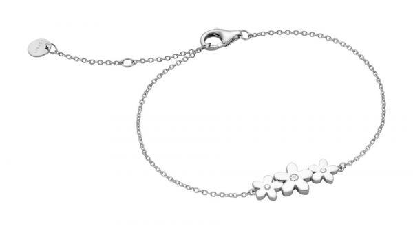 ESPRIT Armband Bloom 17-19 cm ESBR01071117