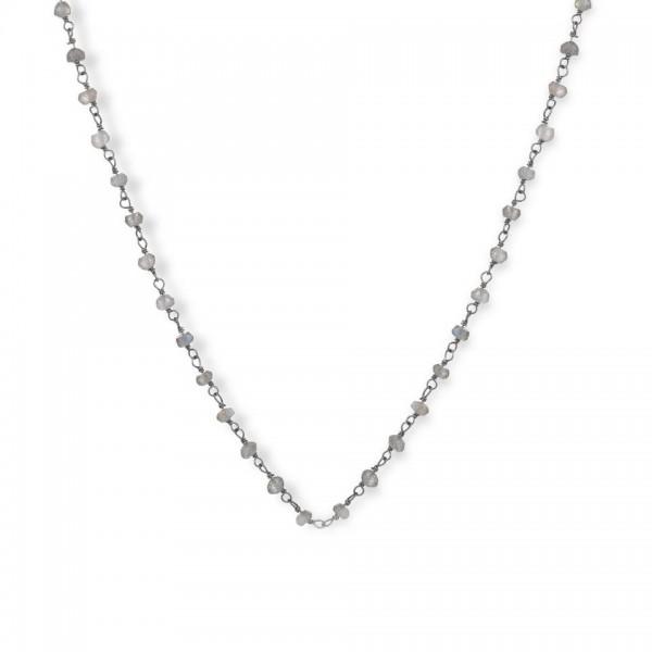 AMEN Kette 45 cm Silber LA45N