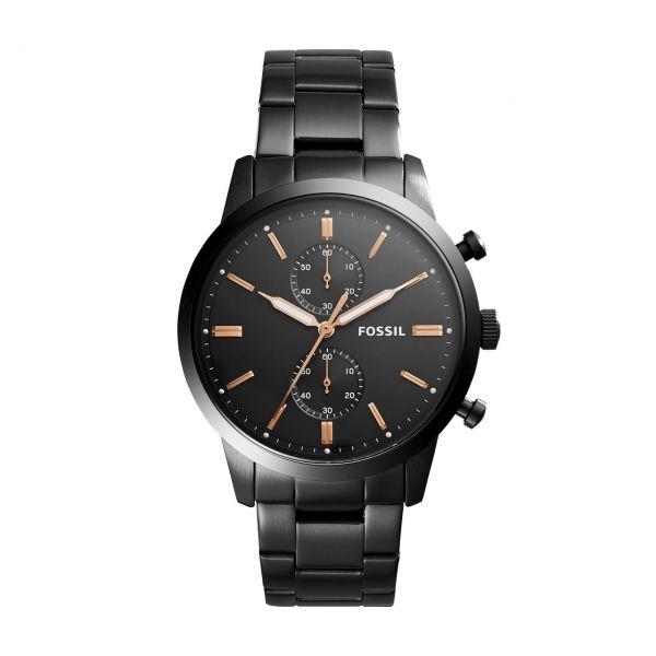Fossil Armbanduhr 44MM TOWNSMAN FS5379