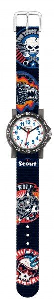 SCOUT Armbanduhr bunt The IT-Collection 280375015