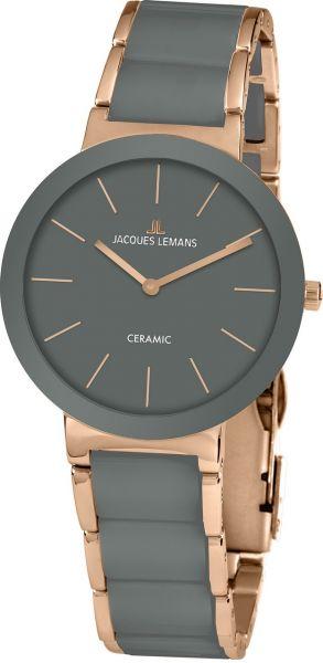 Jacques Lemans Damen-Armbanduhr Monaco 42-7M
