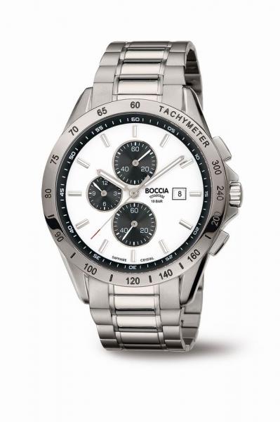Boccia Titanium Armbanduhr 3751-04