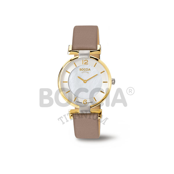 Boccia Titanium Armbanduhr 3238-02
