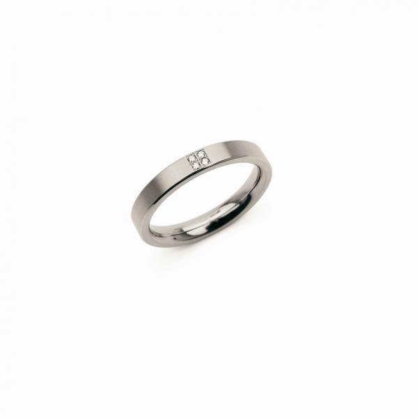 Boccia Titanium Ring 0120-0163 Größe 63