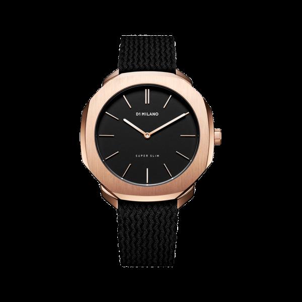 D1 Milano Armbanduhr Super Slim Quarz SSPL02