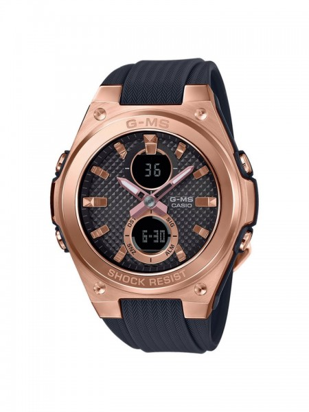 Casio Baby-G Damen Armbanduhr MSG-C100G-1AER