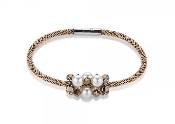 COEUR DE LION Armband Magnet 4824/31/1600