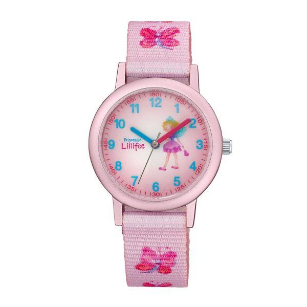 Prinzessin Lillifee Armbanduhr Schmetterling 2031756