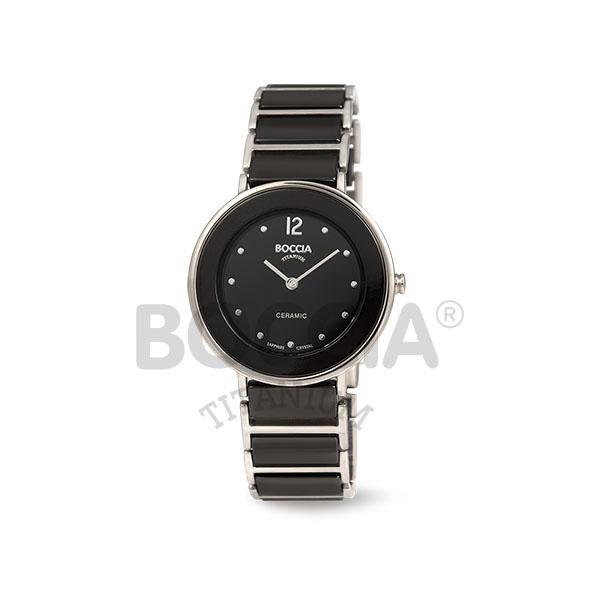 Boccia Titanium Armbanduhr 3209-03