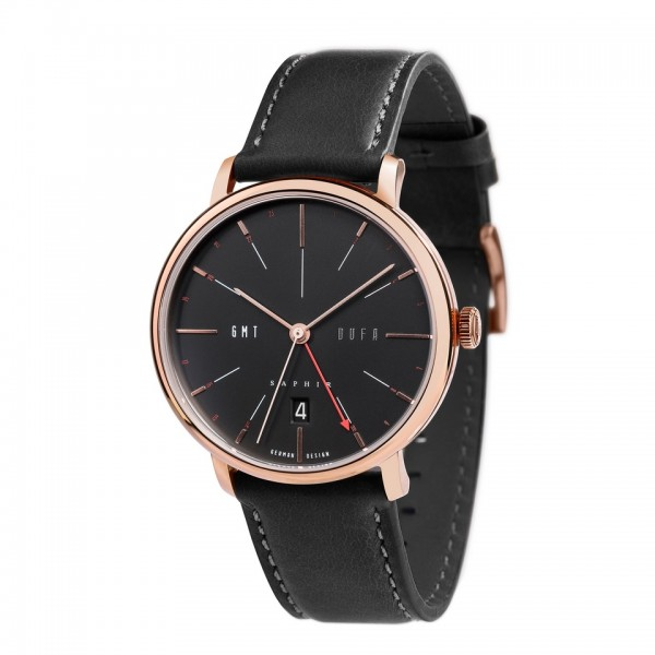 DUFA Saphir Armbanduhr Quarz DF-9030-03