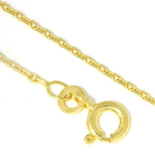 Ankerkette (A40) Gold 333 40 cm
