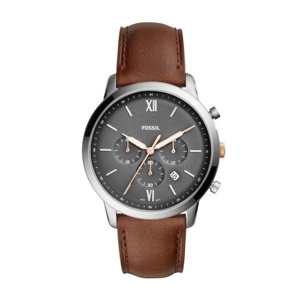 Fossil Armbanduhr NEUTRA CHRONO FS5408