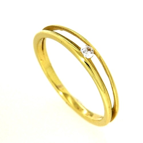 Ring Gold 333 Weite 50