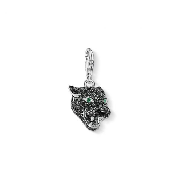 Thomas Sabo Charm-Anhänger Black Cat 1696-845-11