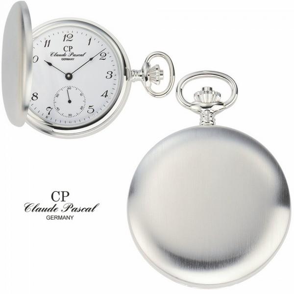 Claude Pascal Taschenuhr Silber 925 2103 B