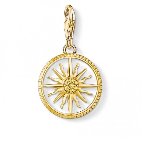 Thomas Sabo Charm-Anhänger Sonne 1765-414-4
