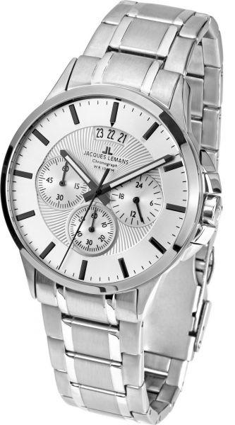 Jacques Lemans Herren-Armbanduhr Sydney 1-1542P