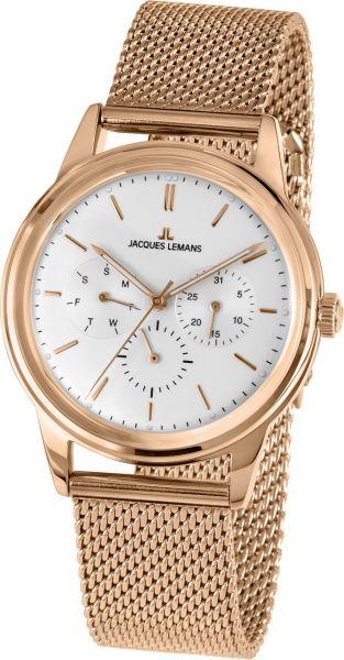 Jacques Lemans Armbanduhr Manchester 1-2061K