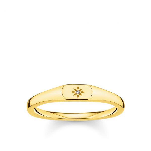 Thomas Sabo Ring TR2314-414-14-48