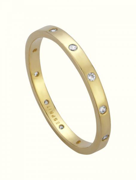 ESPRIT Ring Dot Größe 53 ESRG01101217