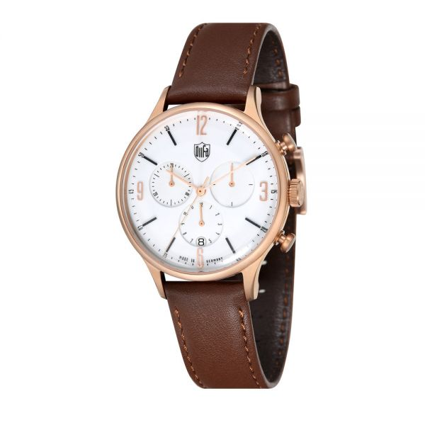 DUFA Armbanduhr Van Der Rohe Chrono DF-9002-05