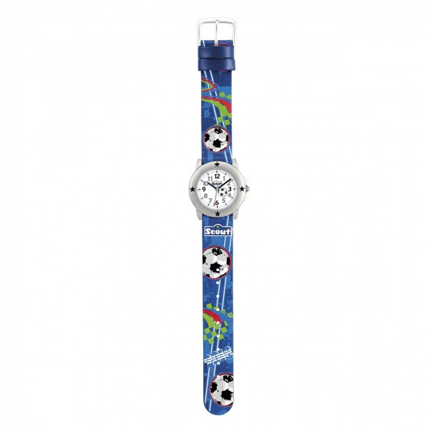 SCOUT Armbanduhr blau Star Kids 280393003