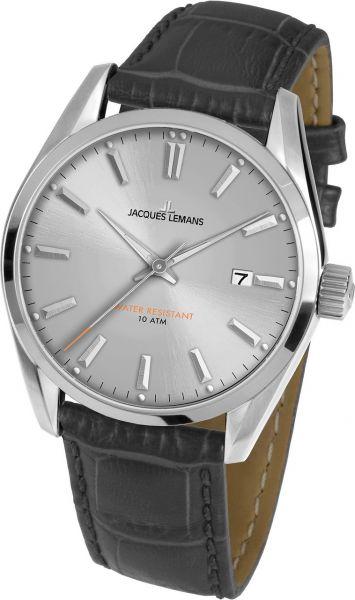 Jacques Lemans Herren-Armbanduhr Derby 1-1859I