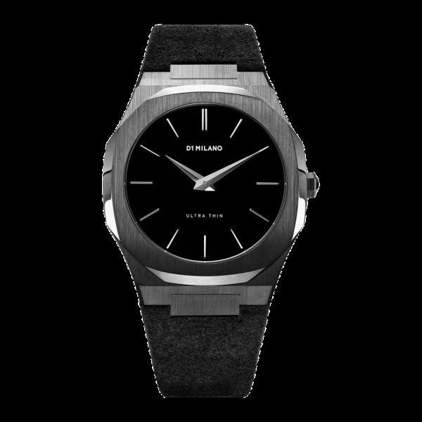 D1 Milano Armbanduhr Ultra Thin Quarz UT04