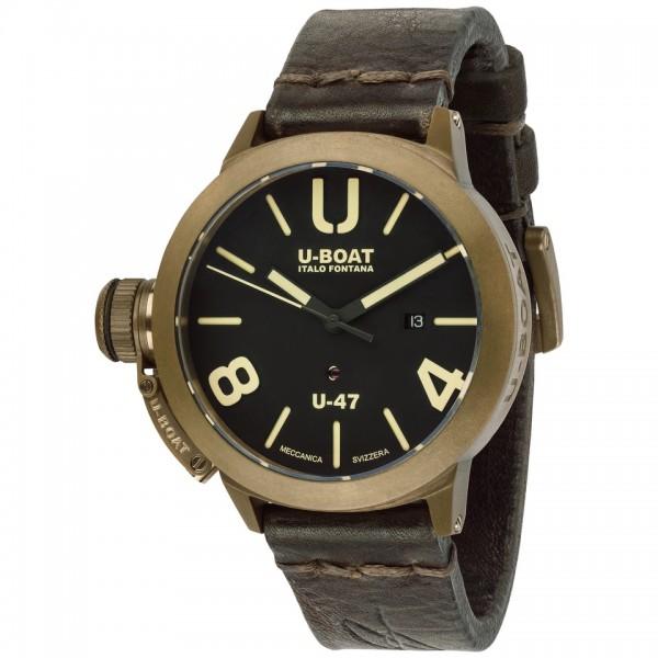 U-BOAT Armbanduhr Classico U-47 Bronzo 7797