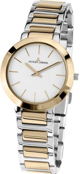 Jacques Lemans Damen-Armbanduhr Milano 1-1842.1D
