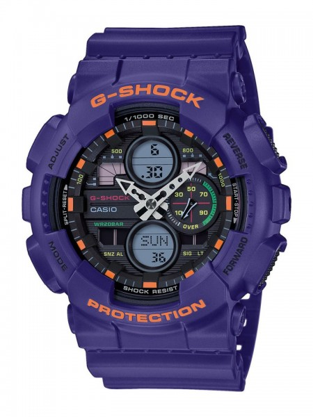 Casio G-SHOCK Herren Armbanduhr GA-140-6AER