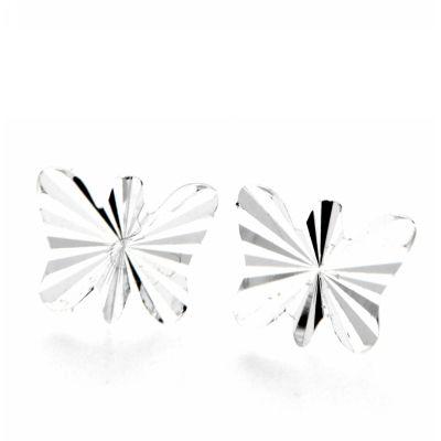 Ohrstecker Silber 925 Schmetterling