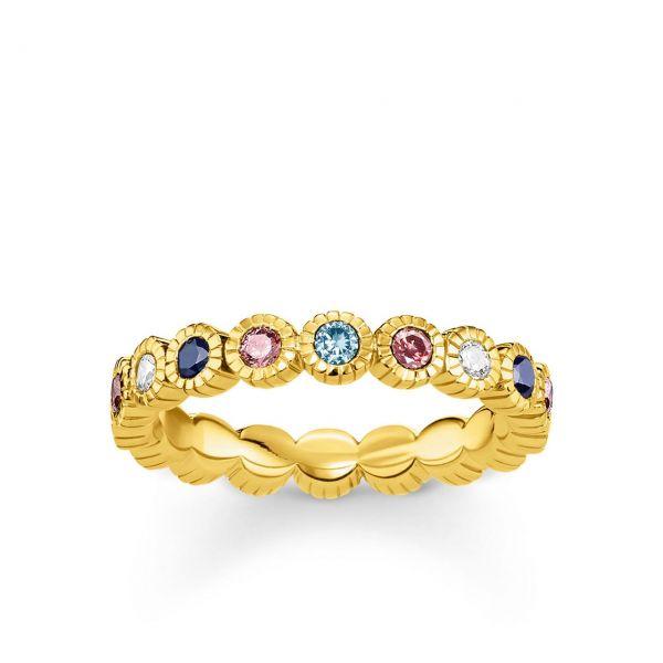 Thomas Sabo Ring TR2225-959-7-54 Größe 54