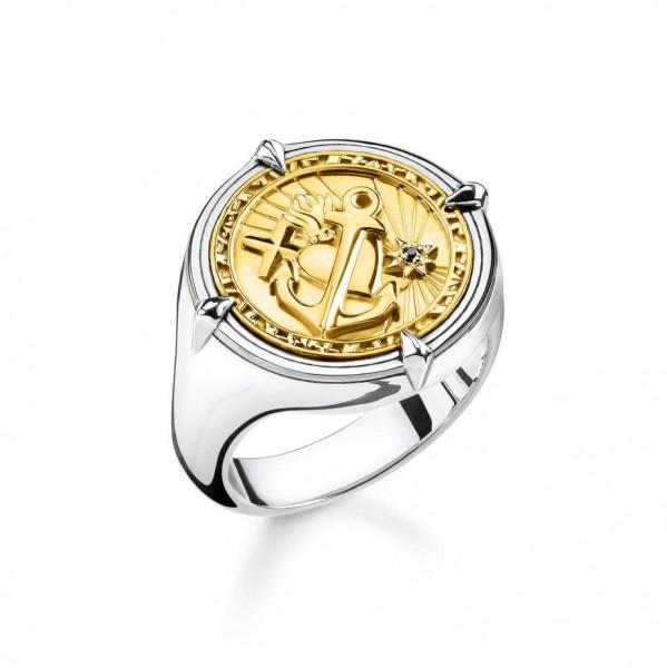 Thomas Sabo Ring Größe 58 TR2246-849-39-58