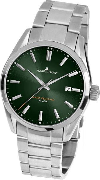 Jacques Lemans Herren-Armbanduhr Derby 1-1859H